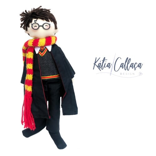Boneco Harry Potter