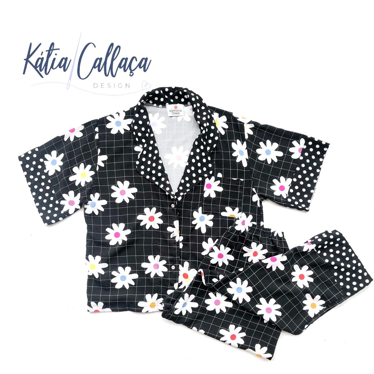 Coleção Florescer – Pijamas